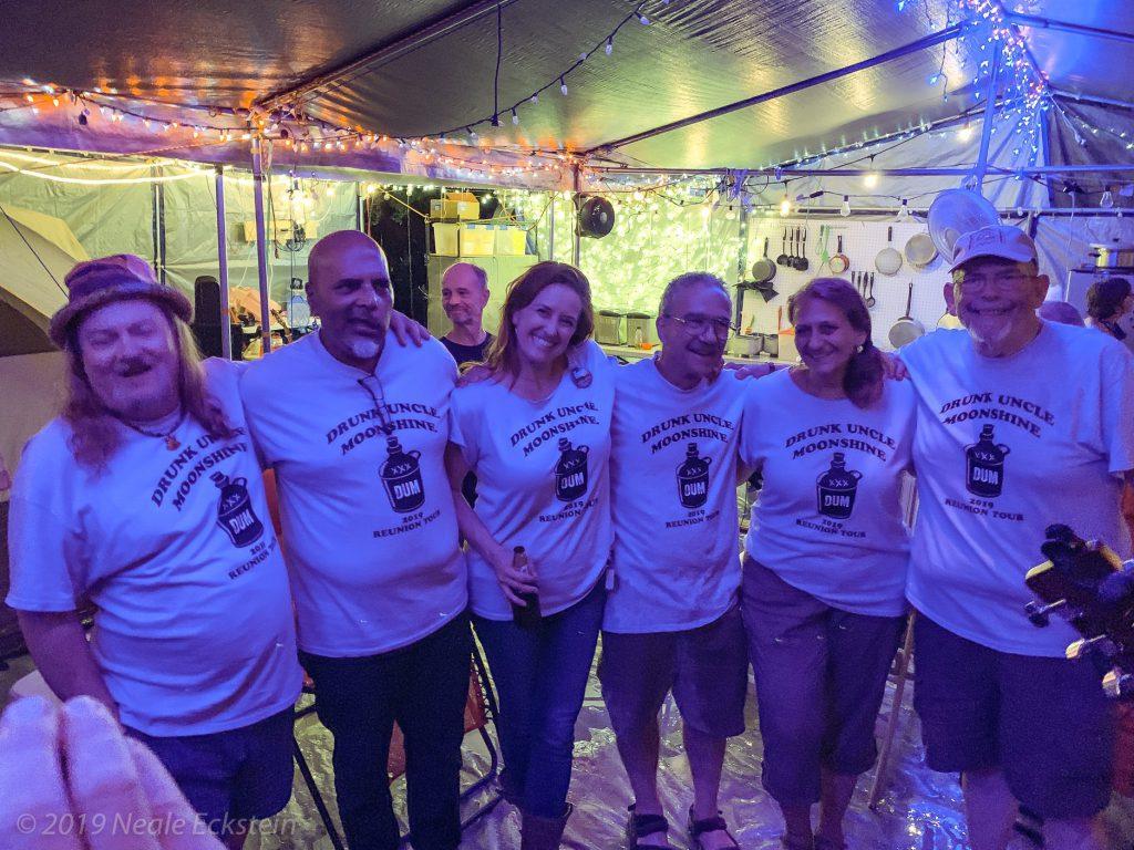 Drunk Uncle Moonshine Band Reunion Kerrville 2019